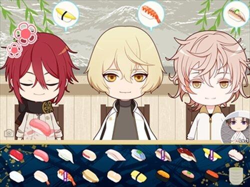 長谷部の寿司 Game Screen Shots