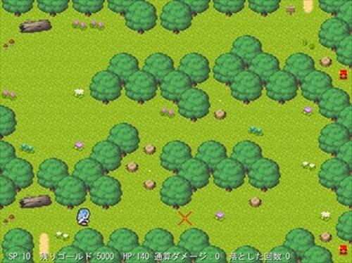 落とし穴 Game Screen Shot3