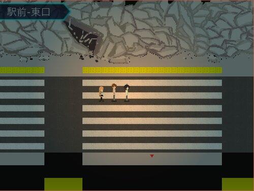 RE:トロイの木馬-TROJAN HORSE- Game Screen Shot2