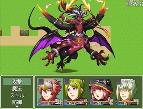 魔王討伐スピードラン Game Screen Shot5