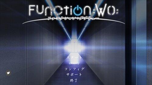 Function:W(); 体験版 Game Screen Shot2