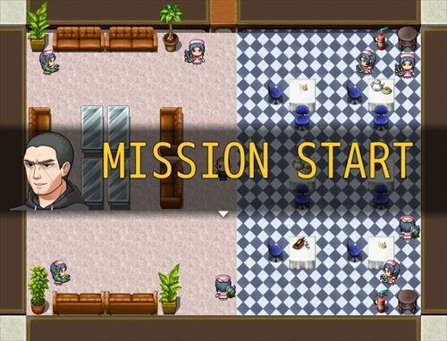 ナース・ボディタッチ Game Screen Shot1