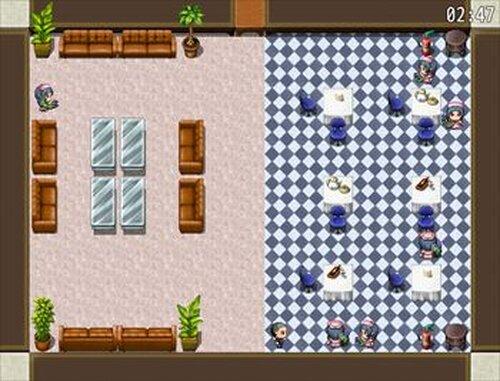 ナース・ボディタッチ Game Screen Shot2