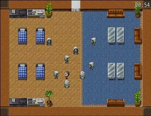 患者にえいと Game Screen Shot2