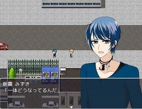 囚われのGhost~絆~ Game Screen Shot4