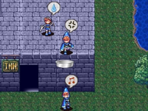 Les Apprentis Sorciers ―レザプランティ・ソルシエ― Game Screen Shot5
