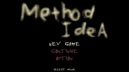 MethodIdeA Game Screen Shot