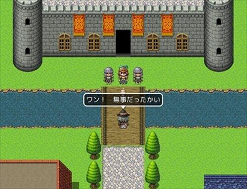 城塞勇者捜索犬 Game Screen Shot4