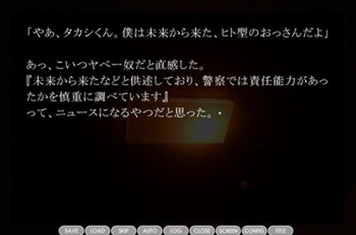 俺と母ちゃんと青いおっさん Game Screen Shot3