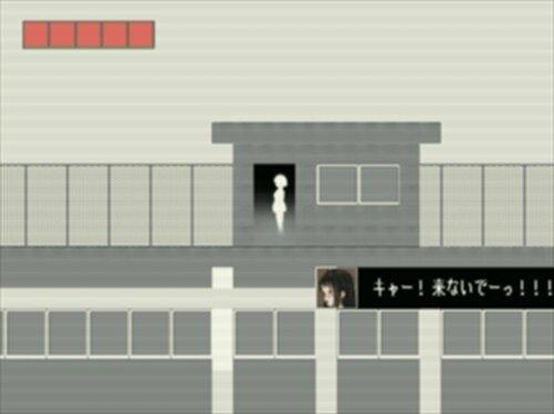 幽霊少女がやってきた! Game Screen Shot3