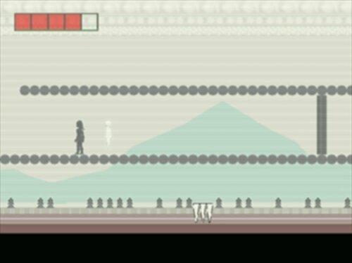 幽霊少女がやってきた! Game Screen Shot5