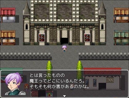 ヒールという名の自傷魔法 Game Screen Shots