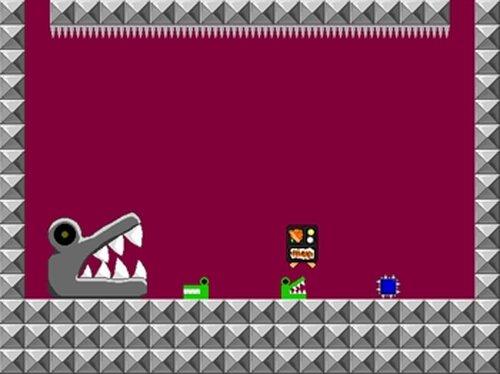 ビフテキミックスちゃんの大冒険 Game Screen Shot4