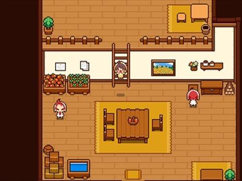 ちょっとび! Game Screen Shot2