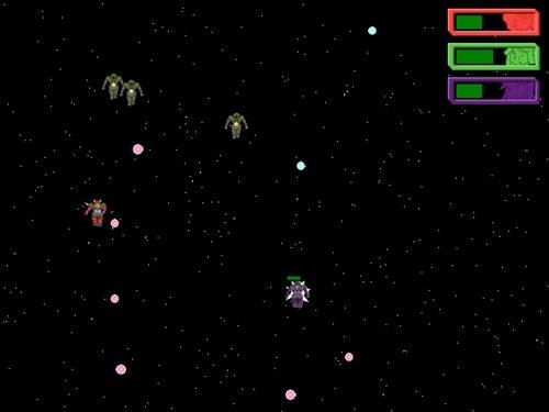Orbital Paladin Melchior Y (軌道パラディンメルキオールY) Game Screen Shot1