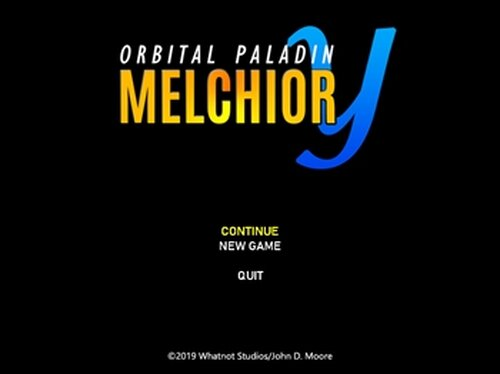Orbital Paladin Melchior Y (軌道パラディンメルキオールY) Game Screen Shot5