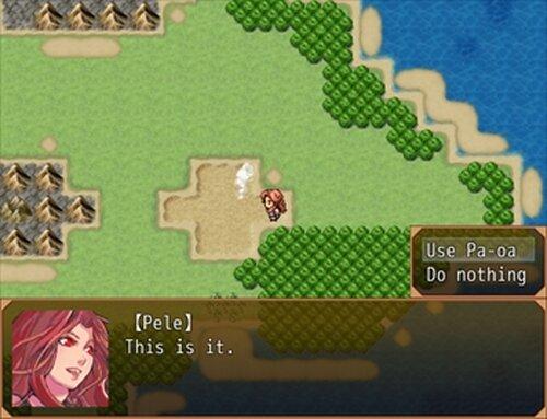 Mythology of Hiiaka Game Screen Shots