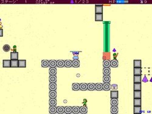 不思議の国のアリユ Game Screen Shots