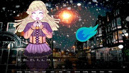 10月32日のハロウィン Game Screen Shot