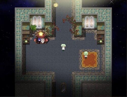 月とぼくのダイアローグ Game Screen Shot2