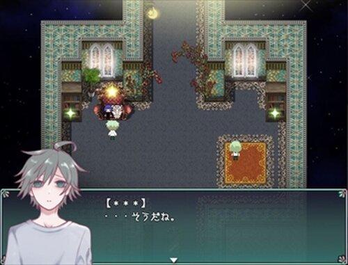 月とぼくのダイアローグ Game Screen Shot3