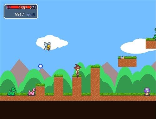 峡谷の竜使い Game Screen Shot1