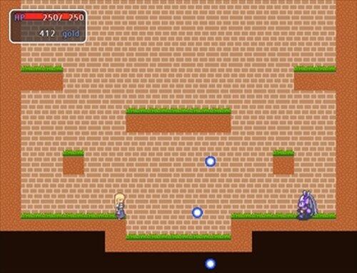 峡谷の竜使い Game Screen Shot4