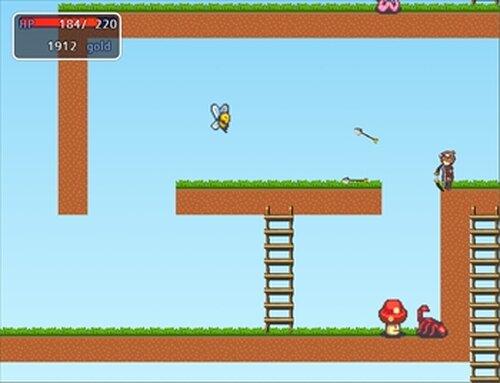 峡谷の竜使い Game Screen Shot5
