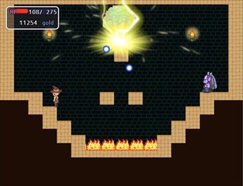 峡谷の竜使い Game Screen Shots