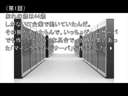 恐怖マイララサーバ物語 パート1 Game Screen Shot1