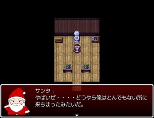 血塗れサンタ Game Screen Shot2