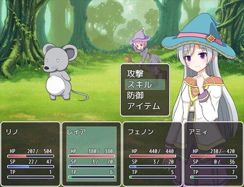 ガールズパーティ! Game Screen Shot1