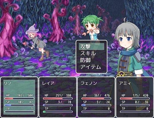 ガールズパーティ! Game Screen Shots