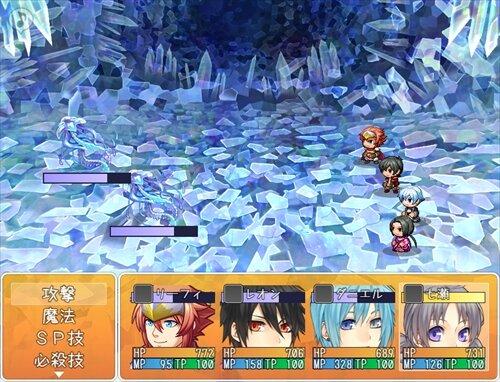 リーフィ村くえすと! Game Screen Shot1
