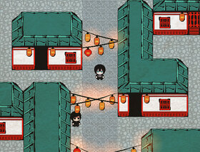 番外御役御免 二分之一 Game Screen Shot2