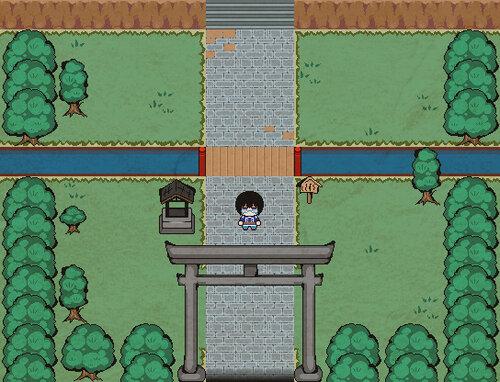 番外御役御免 二分之一 Game Screen Shot5