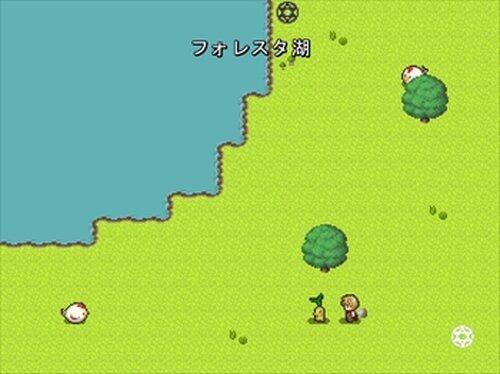 MonsterBuster α版 Game Screen Shot2