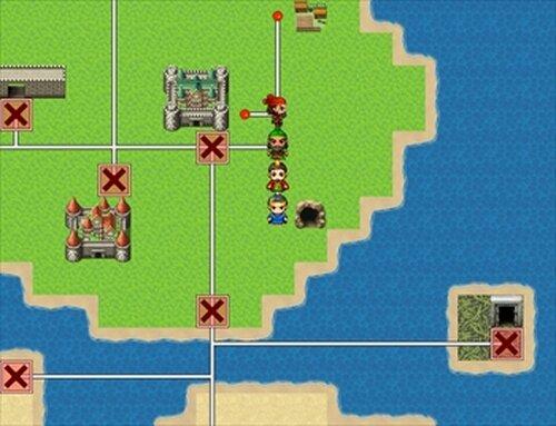 三国幻夢記-パラダイス・パラダイム- Game Screen Shot3