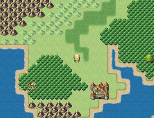 魔王も同時に転生してきた件 Game Screen Shot3