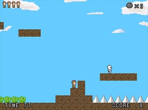 The 探検マン ~めざせ!こがねもち~ Game Screen Shots