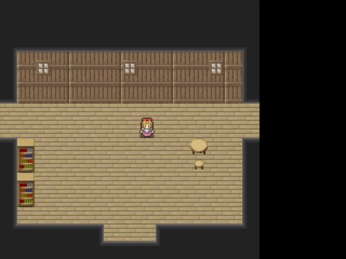 人形少女 Game Screen Shot1