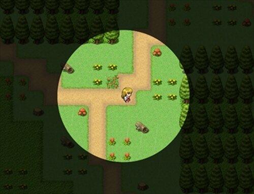 マリアの森 Game Screen Shot3