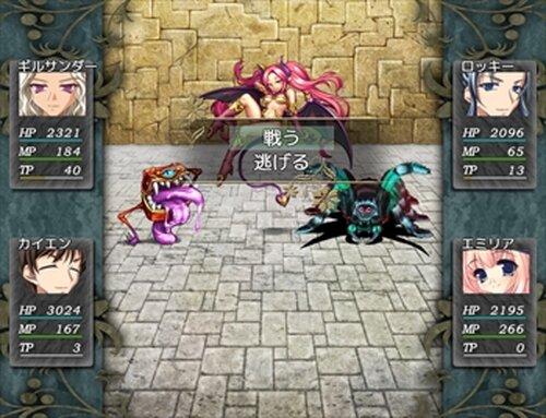 パーティー解散の原因がボクのTS少女化とか笑えない Game Screen Shot5