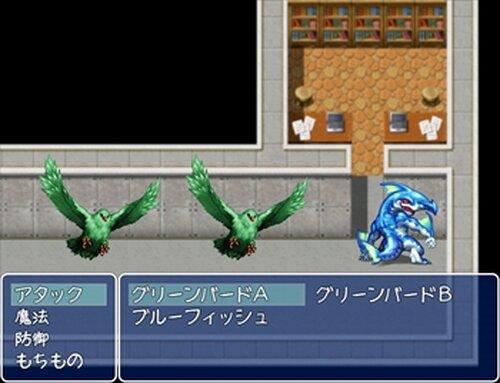 ※Oneilonomicon Game Screen Shot4