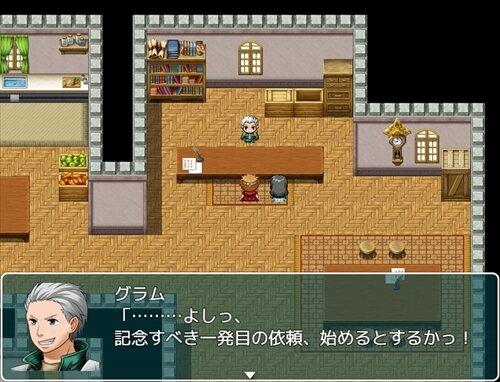 王都ヴァルムの魔導戦記 Game Screen Shot1