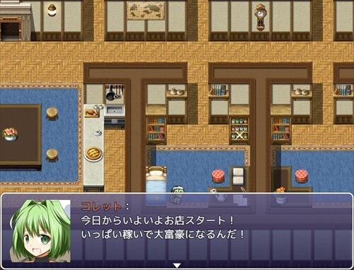 コレクトレット Game Screen Shot