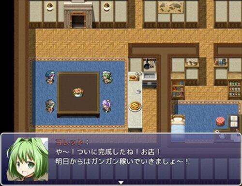 コレクトレット Game Screen Shots
