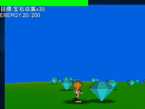 宝石収集 JewelryCollect Game Screen Shot