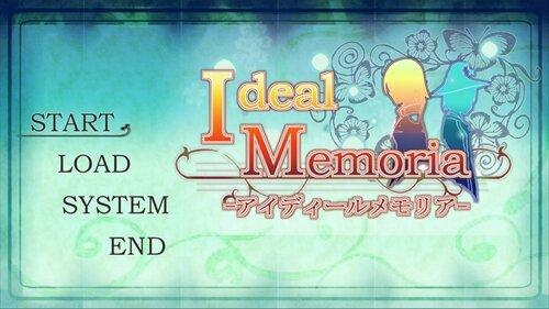IdealMemoria Game Screen Shot