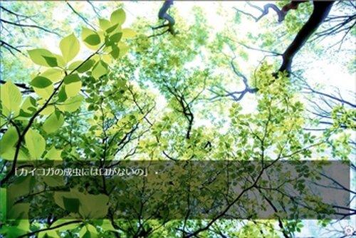 源静流の庭園 Game Screen Shot3